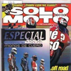 Coches y Motocicletas: SOLO MOTO Nº 1307. Lote 126245235
