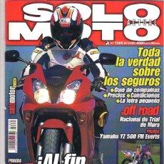 Coches y Motocicletas: SOLO MOTO Nº 1325. Lote 126245391