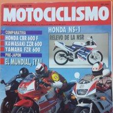 Coches y Motocicletas: EMBLEMÁTICA REVISTA MOTOCICLISMO N°1204. Lote 126746027