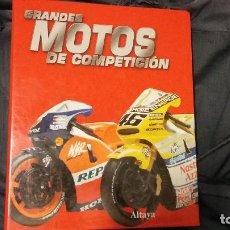 Coches y Motocicletas: GRANDES MOTOS DE COMPETICION. ALTAYA. Lote 126858995