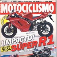 Coches y Motocicletas: MOTOCICLISMO 1854. Lote 127655799