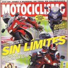 Coches y Motocicletas: MOTOCICLISMO 1856. Lote 127655915