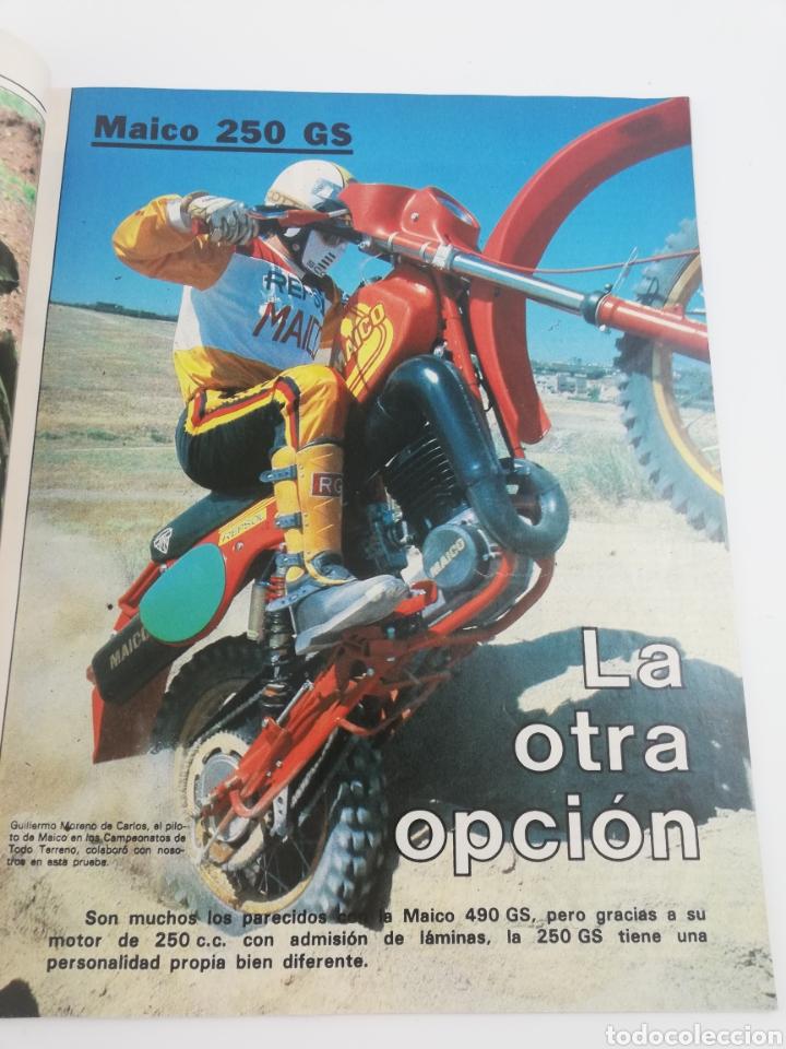 Coches y Motocicletas: REVISTA MOTO VERDE NUMERO 37 AGOSTO 1981 POSTER DOMINGO ZABALA VER SUMARIO - Foto 3 - 129168216