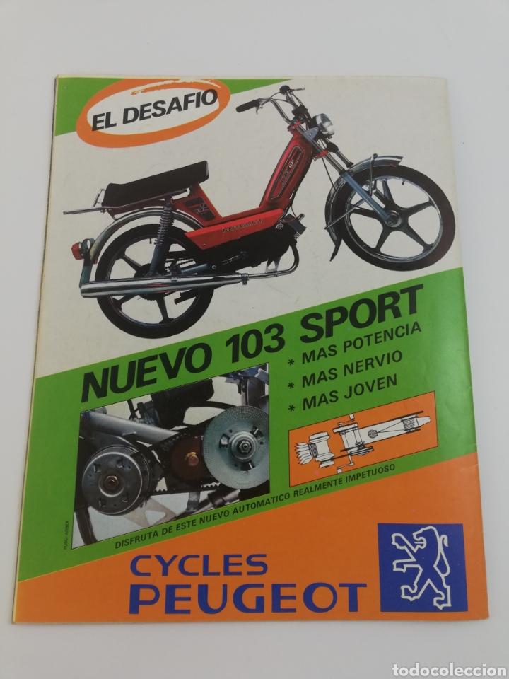 Coches y Motocicletas: REVISTA MOTO VERDE NUMERO 37 AGOSTO 1981 POSTER DOMINGO ZABALA VER SUMARIO - Foto 5 - 129168216