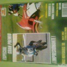 Coches y Motocicletas: MOTOCICLISMO REVISTA DE MOTOS 1989 N 1106. Lote 129390422