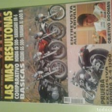 Coches y Motocicletas: SOLO MOTO 30 TREINTA REVISTA N 171 1997 DE MOTOS. Lote 129390992