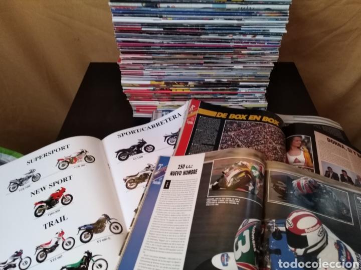 Coches y Motocicletas: Lote 83 revistas Motociclismo 1991-92 Completa Coleccionismo - Foto 3 - 130518056