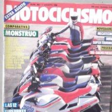 Coches y Motocicletas: REVISTA MOTOCICLISMO NUMERO 965 7 AGOSTO 1986. Lote 130559458