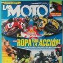 Coches y Motocicletas: REVISTA EL MENSUAL DEL MOTORISTA LA MOTO NOVIEMBRE 2003. Lote 130942844
