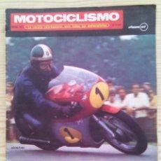 Coches y Motocicletas: REVISTA MOTOCICLISMO 1971 ENERO. Lote 131183176