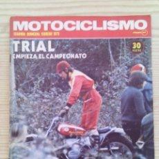 Coches y Motocicletas: REVISTA MOTOCICLISMO 1975 FEBRERO. Lote 131278991