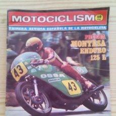 Coches y Motocicletas: REVISTA MOTOCICLISMO 1977 JUNIO. Lote 131280339