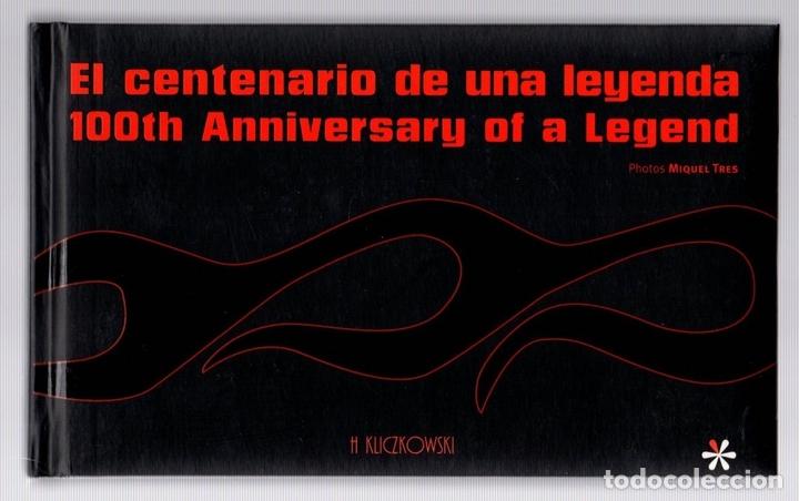 EL CENTENARIO DE UNA LEYENDA. HARLEY DAVIDSON. H. KLICZKOWSKI. 2003 (Coches y Motocicletas - Revistas de Motos y Motocicletas)