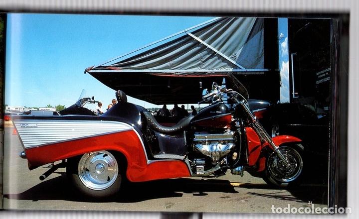 Coches y Motocicletas: EL CENTENARIO DE UNA LEYENDA. HARLEY DAVIDSON. H. KLICZKOWSKI. 2003 - Foto 2 - 131427455