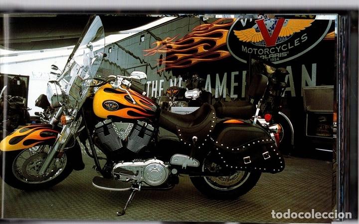 Coches y Motocicletas: EL CENTENARIO DE UNA LEYENDA. HARLEY DAVIDSON. H. KLICZKOWSKI. 2003 - Foto 3 - 131427455