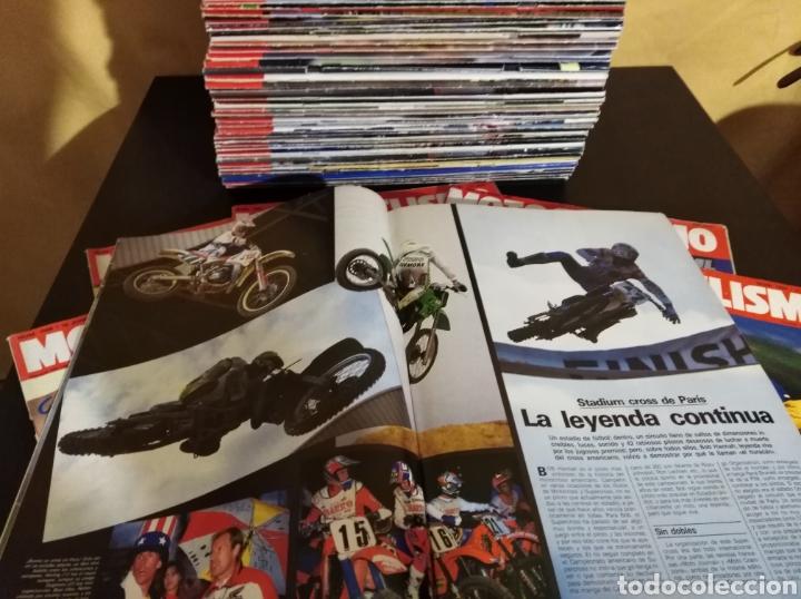 Coches y Motocicletas: Lote 98 Revistas Motociclismo 1987-89 Completa - Coleccionismo - Foto 4 - 131464947