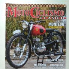 Coches y Motocicletas: REVISTA MOTOCICLISMO CLÁSICO N190 MONTESA D51 DUZMO RACER YAMAHA RD NORTON COMMANDO 961 MAKOTO ENDO. Lote 131534086