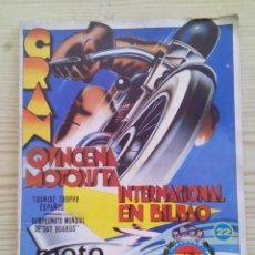 Coches y Motocicletas: REVISTA MOTO SPORT 22 1973 ENERO. Lote 131700754