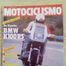 Coches y Motocicletas: REVISTA MOTOCICLISMO 1983 26 NOVIEMBRE. Lote 131709374