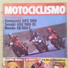Coches y Motocicletas: REVISTA MOTOCICLISMO 1983 28 MAYO. Lote 131709450