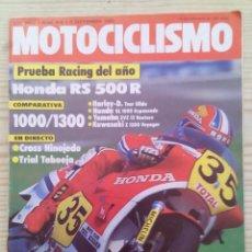 Coches y Motocicletas: REVISTA MOTOCICLISMO 1983 3 SEPTIEMBRE. Lote 131709530