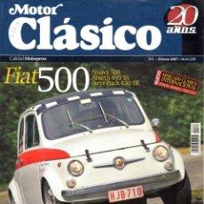 Coches y Motocicletas: VESIV REVISTA MOTOR CLASICO Nº229. Lote 131714186