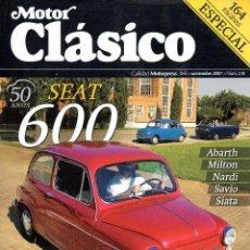 Coches y Motocicletas: VESIV REVISTA MOTOR CLASICO Nº238. Lote 131714326