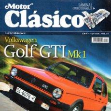 Coches y Motocicletas: VESIV REVISTA MOTOR CLASICO Nº244. Lote 131714386