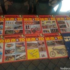 Coches y Motocicletas: LOTE DE 9 REVISTAS DE BRICOLAGE DE LA MOTO DEL 1 AL 9. Lote 132883705