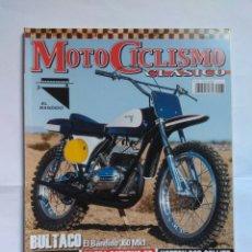 Coches y Motocicletas: REVISTA MOTOCICLISMO CLÁSICO N171 BULTACO BANDIDO SANGLAS 350 GILERA SATURNO NORTON BOB COLLIER. Lote 133322749
