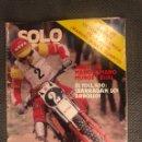 Coches y Motocicletas: SOLO MOTO REVISTA NO.276 (MARZO DE 1981). Lote 134057705