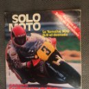 Coches y Motocicletas: SOLO MOTO. REVISTA NO.283 (ABRIL DE 1981). Lote 134077989