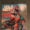 Coches y Motocicletas: SOLO MOTO. REVISTA NO.301 (SEPTIEMBRE DE 1981). Lote 134082714