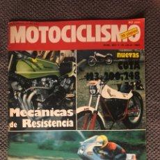 Coches y Motocicletas: MOTOCICLISMO. REVISTA NO.667 (JULIO DE 1980). Lote 134083170