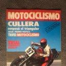 Coches y Motocicletas: MOTOCICLISMO. REVISTA NO.680 (NOVIEMBRE DE 1980). Lote 134084155