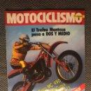 Coches y Motocicletas: MOTOCICLISMO. REVISTA NO.690 (ENERO DE 1981). Lote 134089305
