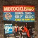 Coches y Motocicletas: MOTOCICLISMO, REVISTA NO.692 (FEBRERO DE 1981). Lote 134089525