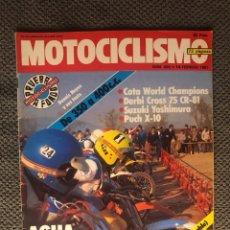 Coches y Motocicletas: MOTOCICLISMO. REVISTA NO.693 (FEBRERO DE 1981). Lote 134090774