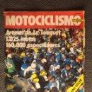 Coches y Motocicletas: MOTOCICLISMO REVISTA NO.695 (FEBRERO DE 1981). Lote 134091002