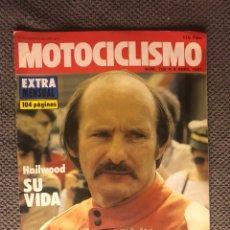Coches y Motocicletas: MOTOCICLISMO. REVISTA NO.700 (ABRIL DE 1981). Lote 134091459
