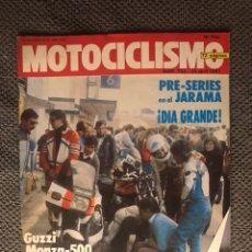 Coches y Motocicletas: MOTOCICLISMO. REVISTA NO.702 (ABRIL DE 1981). Lote 134091866