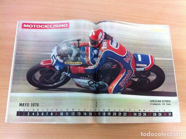Coches y Motocicletas: REVISTA MOTOCICLISMO, Nº 457, MAYO 1976 - DUCATI 500, ÁNGEL NIETO, FIN POLÉMICA REVISTA CON DERBI... - Foto 4 - 54907788