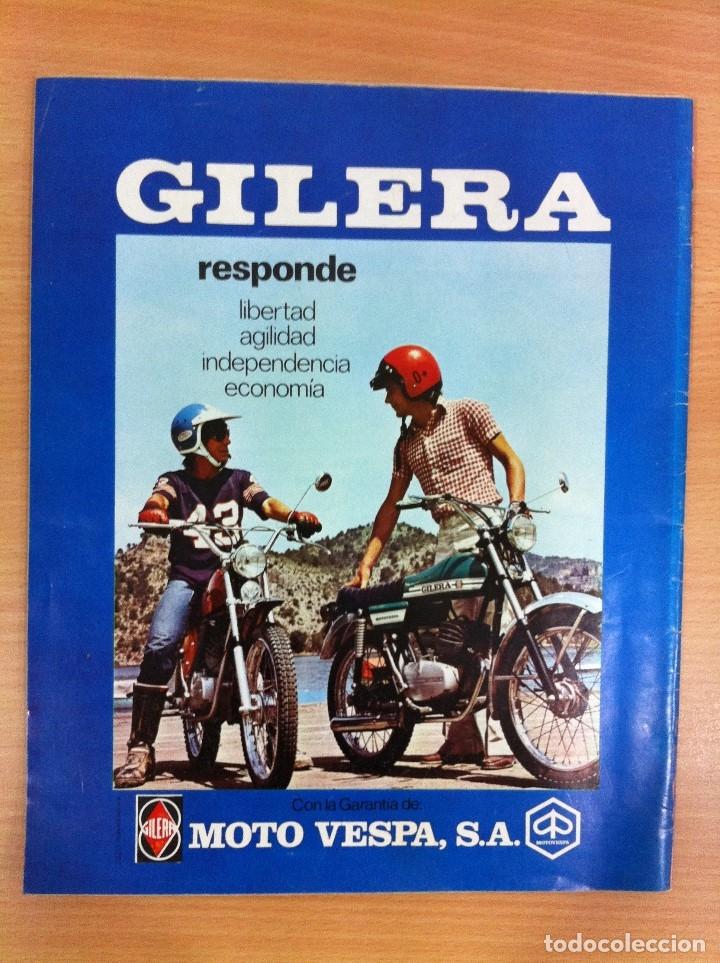 Coches y Motocicletas: REVISTA MOTOCICLISMO, Nº 457, MAYO 1976 - DUCATI 500, ÁNGEL NIETO, FIN POLÉMICA REVISTA CON DERBI... - Foto 5 - 54907788