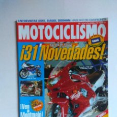 Coches y Motocicletas: REVISTA MOTOCICLISMO Nº 1441 PUGEOT BUXY DUCATI 750 SS HONDA CBR 600 F. Lote 135596986