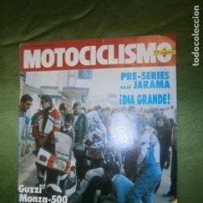 Coches y Motocicletas: (F.1) REVISTA MOTOCICLISMO Nº 702 AÑO 1981( ELÍAS VOLVIÓ POR SUS FUEROS. Lote 135650807