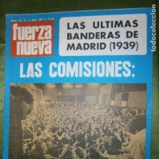 Coches y Motocicletas: (F.1) REVISTA FUERZA NUEVA Nº117 AÑO 1969(PICASSO NO QUIERE OÍR A LOS ESPAÑOLES). Lote 135653739