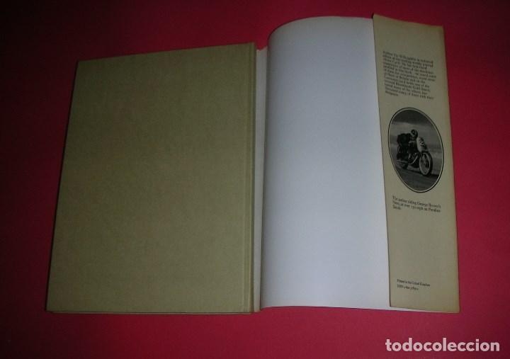 Coches y Motocicletas: Classic Motorcycles Vic Willoughby Hamlyn Hardback 1977 176 pages New !! Nuevo - Foto 4 - 135768930