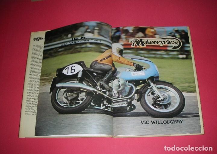 Coches y Motocicletas: Classic Motorcycles Vic Willoughby Hamlyn Hardback 1977 176 pages New !! Nuevo - Foto 6 - 135768930