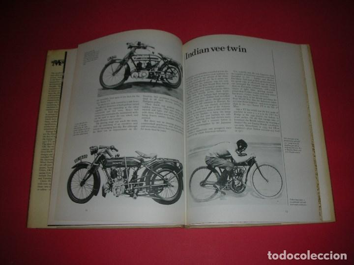 Coches y Motocicletas: Classic Motorcycles Vic Willoughby Hamlyn Hardback 1977 176 pages New !! Nuevo - Foto 7 - 135768930