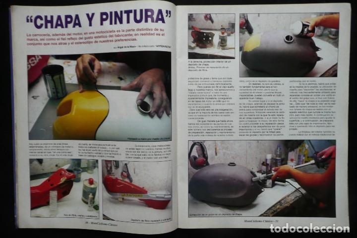 Coches y Motocicletas: REVISTAS MOTOS- MOTOCICLISMO CLASICO Nº14 / Nº16 - Foto 5 - 136549254